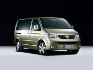 Vw Caravelle-beige Comfortline 9+1