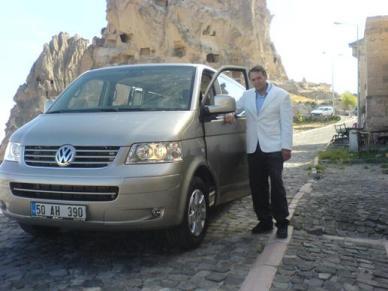 Near Uchisar rock castle