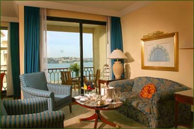 Bosphorus view room - Ciragan Palace