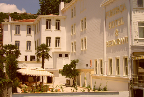 View of Fuat Pasha Residence