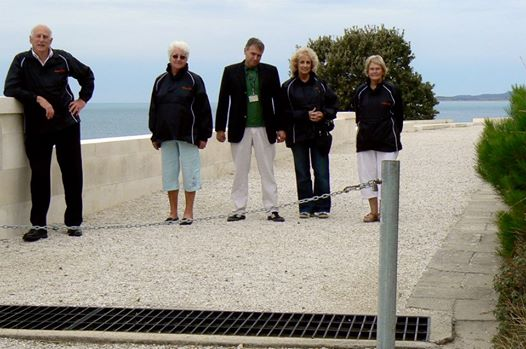 Visiting Anzac cemeteries in Gallipoli with a small group from New Zealand