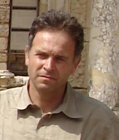 Tolun Cerkes in Ephesus