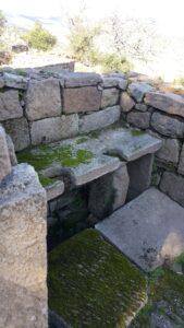 aigai workshop latrines
