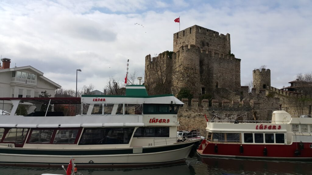 Anadoluhisari or Anatolian Castle in Istanbul