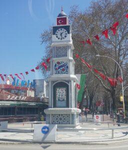 Iznik clock tower