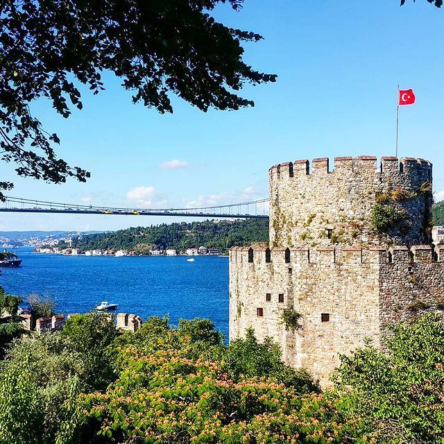 Rumelihisari or Rumeli Fortress in Istanbul